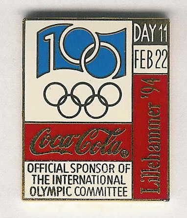 Coca Cola Day 11 - Lillehammer 1994