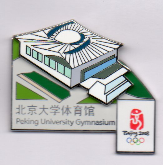 Beijing Peking University Gymnasium