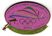 12th International Winter Olympic Collector`s Fair 2012 LITEN