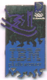 IBM pictogram alpine skiing