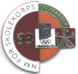 NM for skolekorps Lillehammer OL 1994