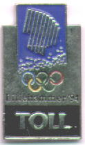 Customs pin