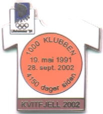 Kvitfjell 2002 with number
