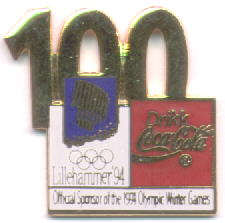 Coca Cola 100 days to go. Big numbers