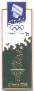 Lillehammer / Atlanta gold trim 1