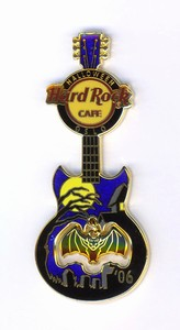 Halloween  (Limited Edition 200) - Hard Rock Cafe Oslo